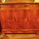 Commode 1900 en cerisier