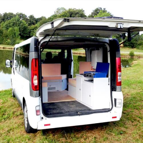 Aménagement de véhicule en Vendée
